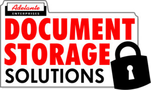 Document Storage Solutions Logo Color